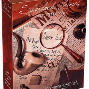 ASM099002 001 300x300 - Sherlock Holmes - Jack l'éventreur & Aventures à West End