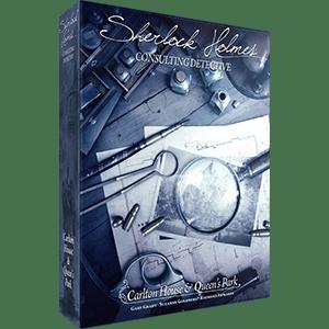 ASM099008 001 - Sherlock Holmes - Carlton house & Queen's park