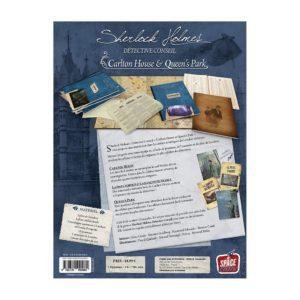 ASM099008 002 300x300 - Sherlock Holmes - Carlton house & Queen's park