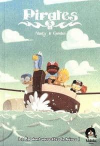 BLU737155 001 - Pirates tome 3, la BD dont vous êtes le héros