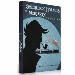 BLU737168 001 300x300 - Sherlock Holmes tome 3, la BD dont vous êtes le héros