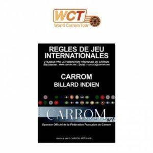 CRT350021 001 300x300 - Règles internationales de jeu de carrom