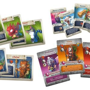 EDG761710 002 300x300 - Arcadia Quest - Familiers