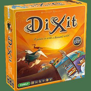 AR01000 001 - Dixit