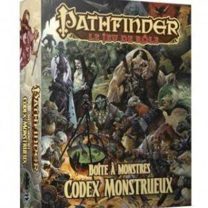 BBE726030 001 300x300 - Pathfinder - Boîte à monstres, Codex monstrueux