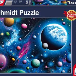 CAR4058290 001 300x300 - Puzzle 2000 pcs - L'univers merveilleux