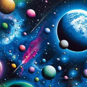 CAR4058290 002 300x300 - Puzzle 2000 pcs - L'univers merveilleux
