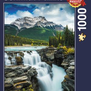 CAR4058360 001 300x300 - Puzzle 1000 pcs - Cascade d'Athabasca Canada