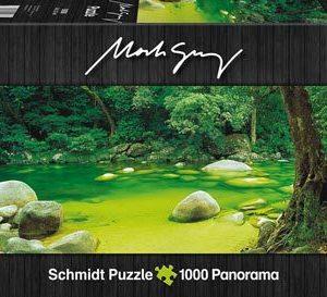 CAR4059286 001 300x273 - Puzzle 1000 pcs - Panorama Mossman Gorge