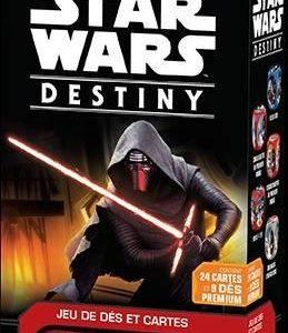 EDG004201 001 259x300 - Star Wars Destiny - Starter Kylo Ren