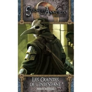 EDG661554 001 300x300 - Le Seigneur des Anneaux - Les craintes de l'intendant
