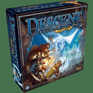 EDG760164 001 - Descent - 2ème édition