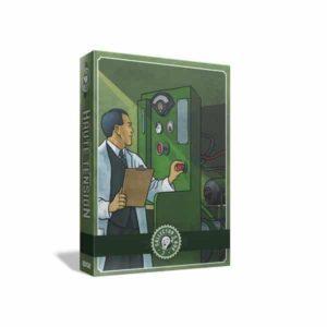 EDG760811 001 300x300 - Haute tension - Sociétés actions et boîte collector
