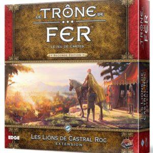 EDG761248 001 300x300 - Le Trône de Fer - Les lions de Castral Roc