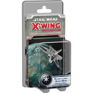 EDG761763 001 - Star Wars X-Wing - Star wing de classe alpha