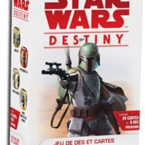EDG761830 001 300x300 - Star Wars Destiny - Starter Boba Fett