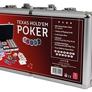 FRA860021 001 300x300 - Malette poker classique 300 jetons 11,5g + 2 jeux de 54 cartes