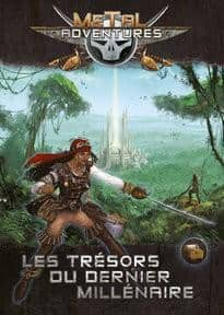 MAT632331 001 - Metal Adventures - Les trésors du dernier millénaire