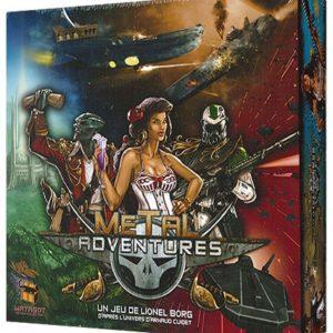 MAT664195 001 300x300 - Metal Adventures - Le jeu de base