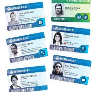 DEL51566P03 001 300x300 - Detective - Badges Antares (x6)