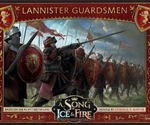 EDG762374 001 300x250 - Le Trône de Fer - Gardes Lannister