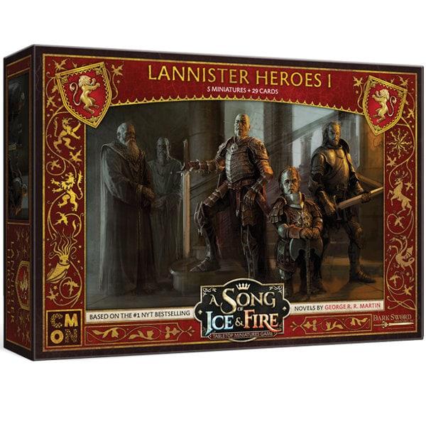 EDG762378 001 - Le Trône de Fer - Héros Lannister
