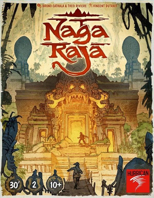 Nagaraja – Jeu pour 2 joueurs